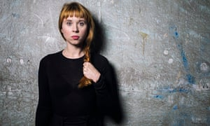 Holly Herndon electronic musician