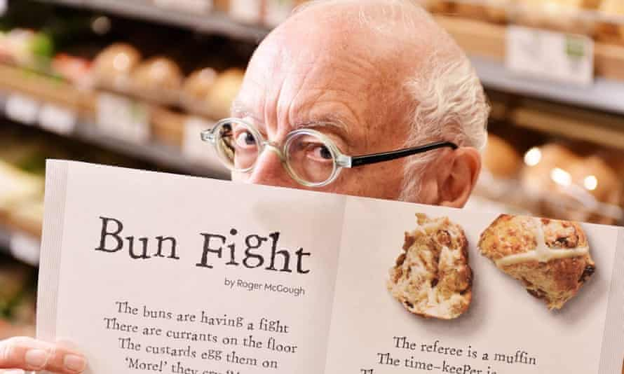Poet Roger McGough will lead the panel of judges for this year's award.