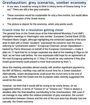 BoA/ML note on Greece