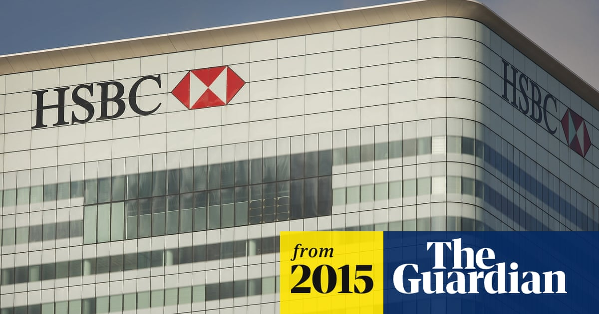 HSBC departure would be a 'blow to Britain'   Business   The Guardian
