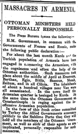 The Manchester Guardian, 24 May 1915.