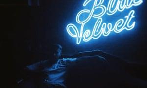 If this was still the 90s...Blue Velvet