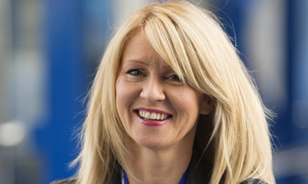 Esther McVey, Conservative candidate for Wirral West.