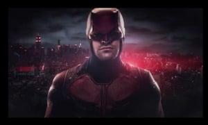Daredevil: Stan Lee created the Netflix series.