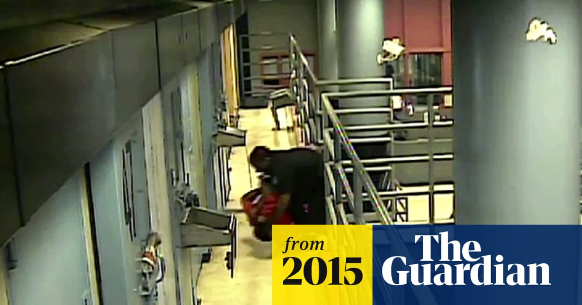 Abuse of teen inmate at Rikers Island prison caught on
