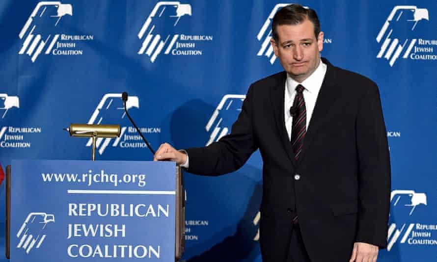Ted Cruz in Las Vegas