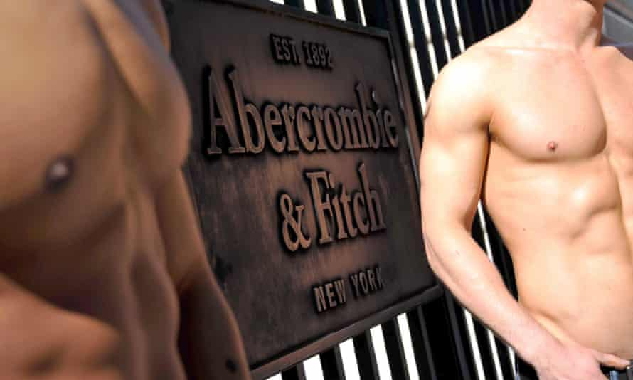 Abercrombie and Fitch, Paris, May 2011