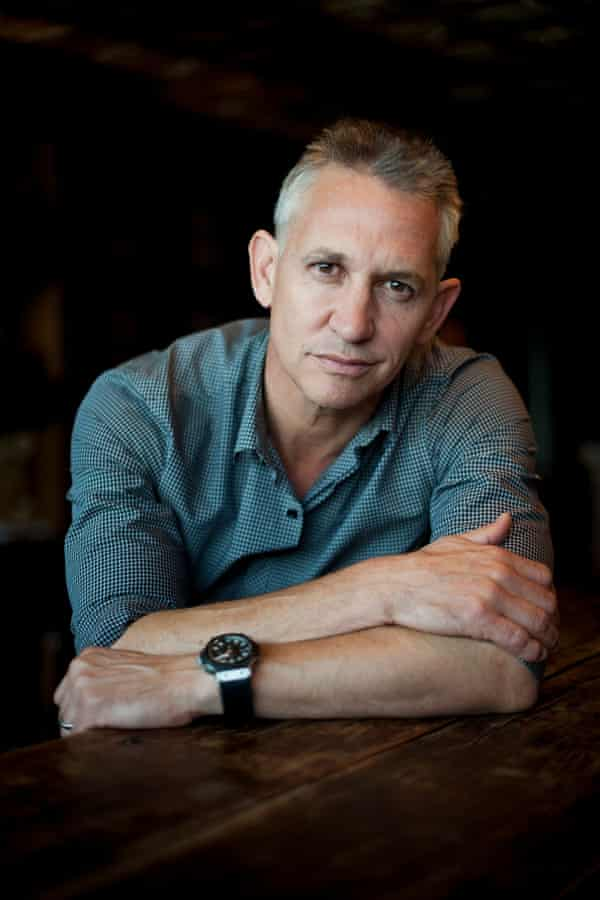 Gary Lineker was one of the first to respond to the gaffe on Twitter.