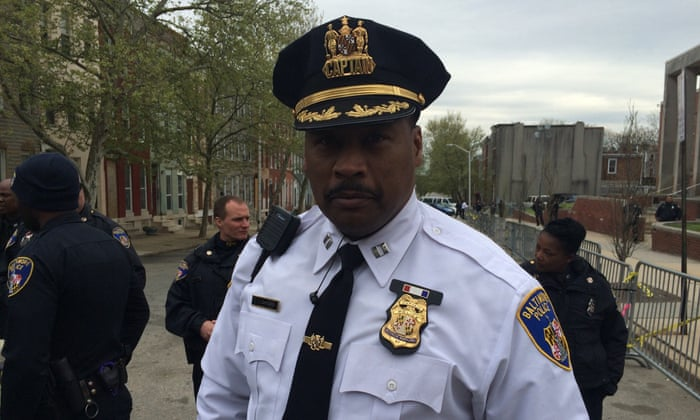 588106f3 Baltimore police seek fix to 'broken relationship' amid Freddie Gray ...