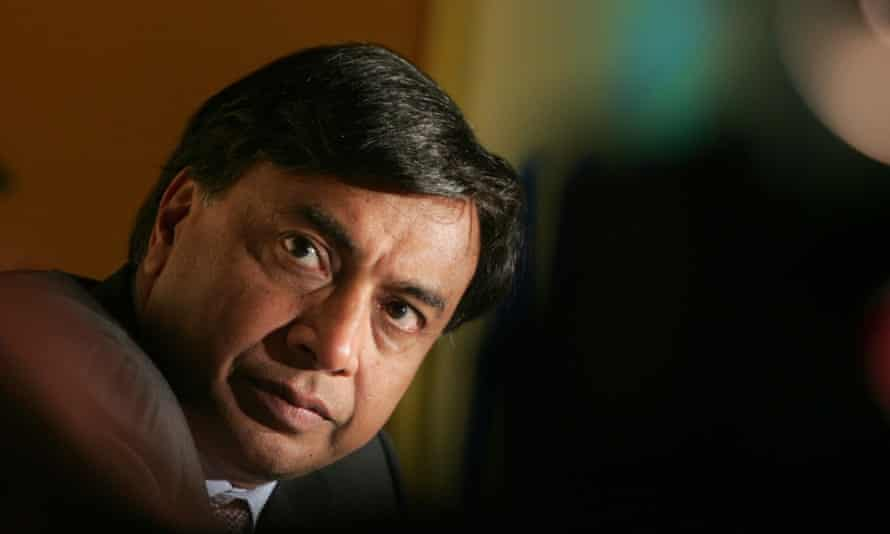 Lakshmi Mittal of the Mittal Group fortune fell by £1.05bn to £9.2bn. But there are many more gainers than losers in the list.