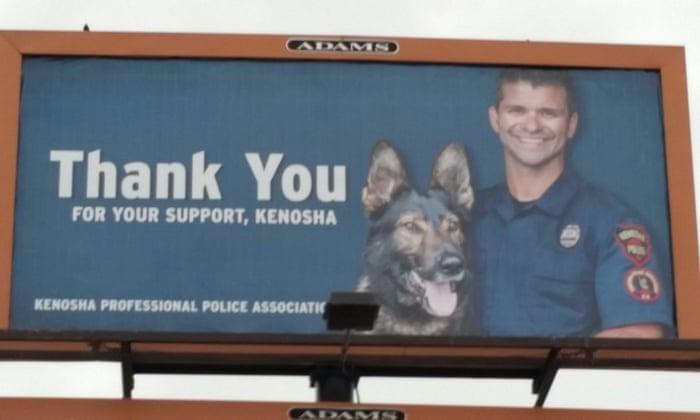 Kenosha billboard