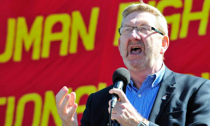 Len McCluskey said that he had been warning Labour's Westminster leadership about the party's decline in Scotland for years.