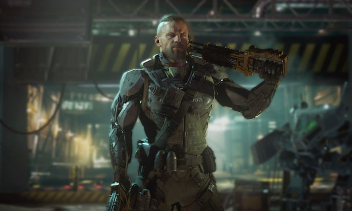 Call of Duty: Black Ops 3 introduces co-op campaign and cyber