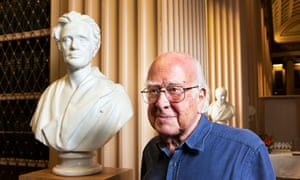 Peter Higgs responds to Nobel award