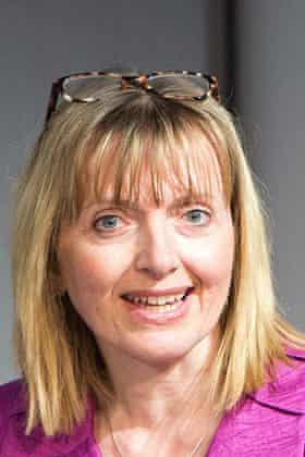 Samaritans' Catherine Johnstone: 'We are on the journey to digital, but we aren't there yet.'