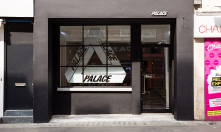 The Palace store in Central London
