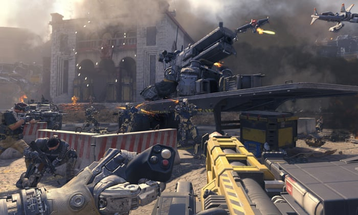 Call of Duty: Black Ops 3 – reimagining the biggest shooter