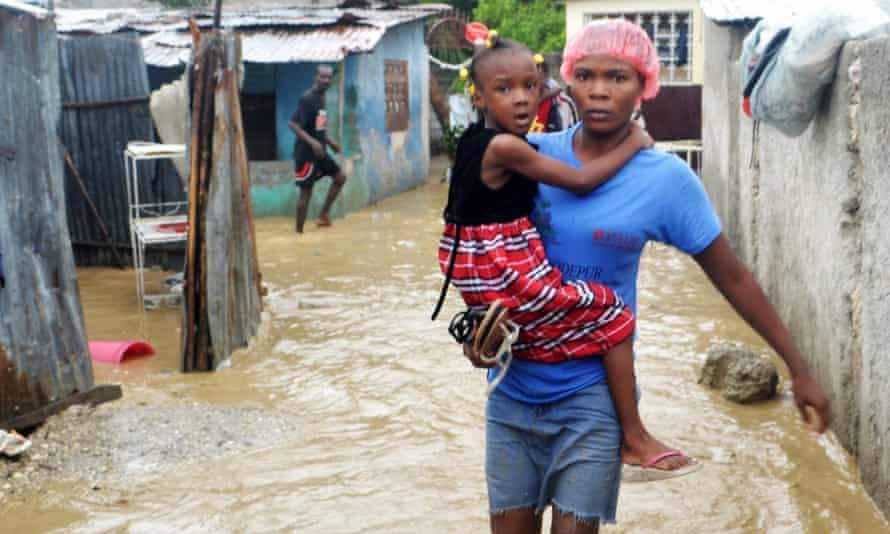 hurricane sandy floods