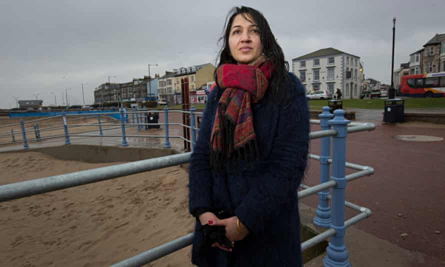 Amina Lone Labour candidate for Morcambe and Lunesdale