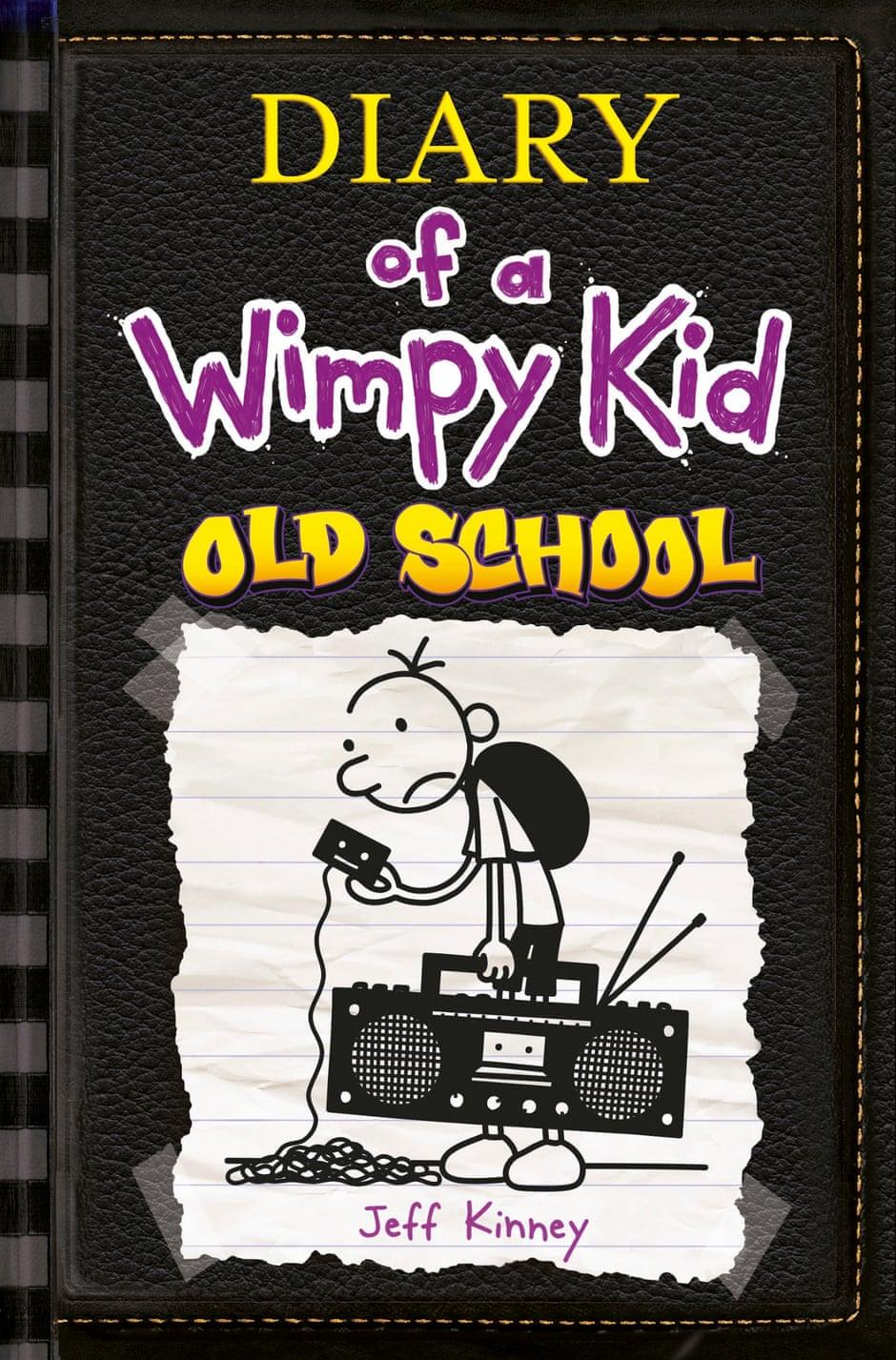 WImpy Kid old school
