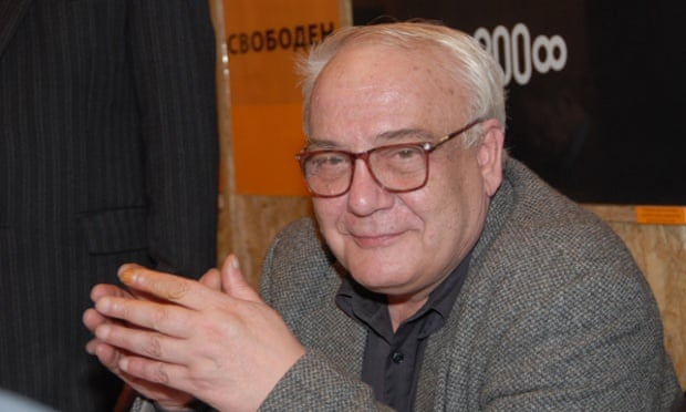 Vladimir Bukovsky, pictured in 2007.