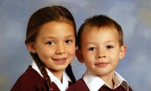 Christi Shepherd and her brother Bobby, aged seven and six, who died of carbon monoxide poisoning while on holiday in Corfu in October 2006.