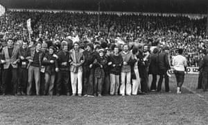 Anti-apartheid protest to stop Springboks in New Zealand, 1981