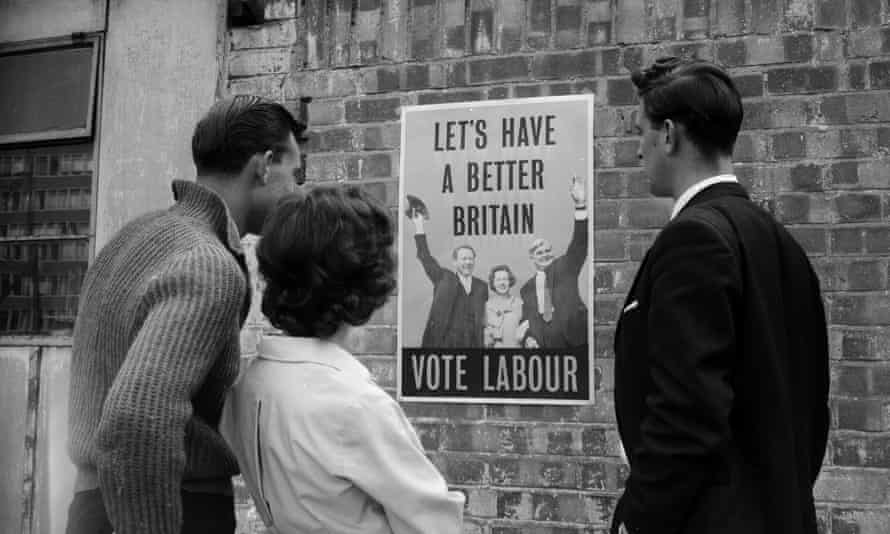 Labour poster 1959