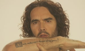 Russell Brand in The Emperor's New Clothes
