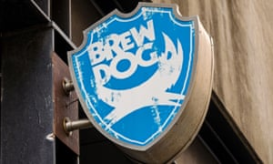BrewDog first got attention in 2013 while undertaking Britain's biggest crowdfunding project, bypassing the City to seek investors.