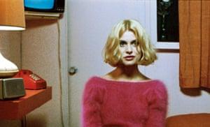 'The gold-hearted saloon girl in this western' … Natassja Kinski in Paris, Texas.