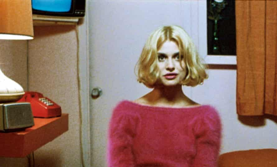 'The gold-hearted saloon girl in this western' … Natassja Kinski in Paris, Texas.