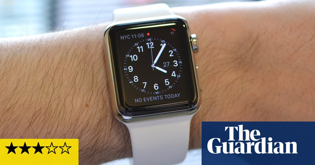 Apple Watch review: beautiful hardware spoiled by
