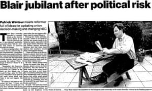 The Guardian, 1 May 1995