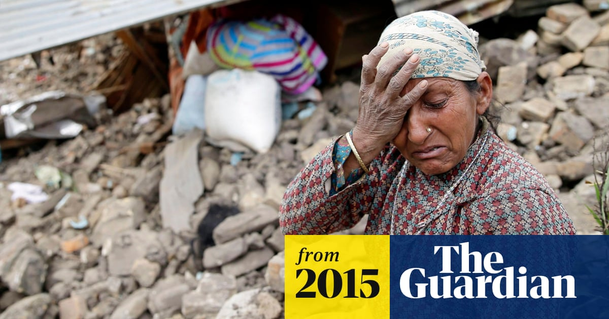 Nepal earthquake: what the thousands of victims share is that they