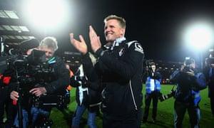 AFC Bournemouth v Bolton Wanderers - Sky Bet Championship
