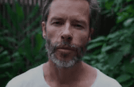 Guy Pearce in the Save Our Boys video
