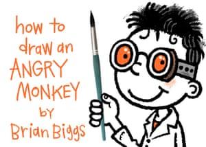 Angry monkey 1