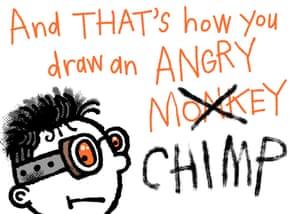 Angry monkey 12