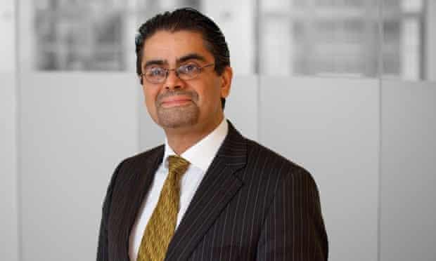 Amjad Bseisu, chief executive of EnQuest.