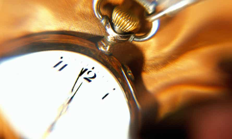 Pocket watch clock face