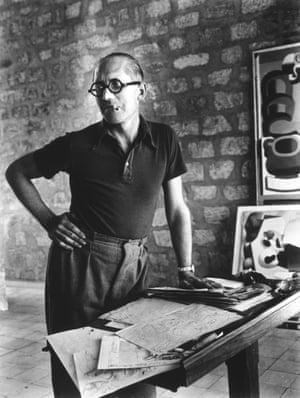 Charles Edouard Jeanneret AKA Le Corbusier, California, 1937