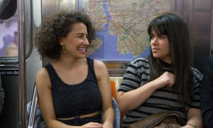 Broad City … 'delights in doing the unthinkable'