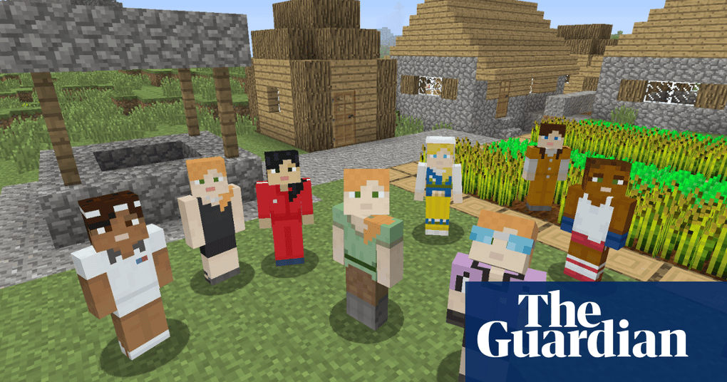 Minecraft Mojang Makes Female Character Available To All Players Games The Guardian