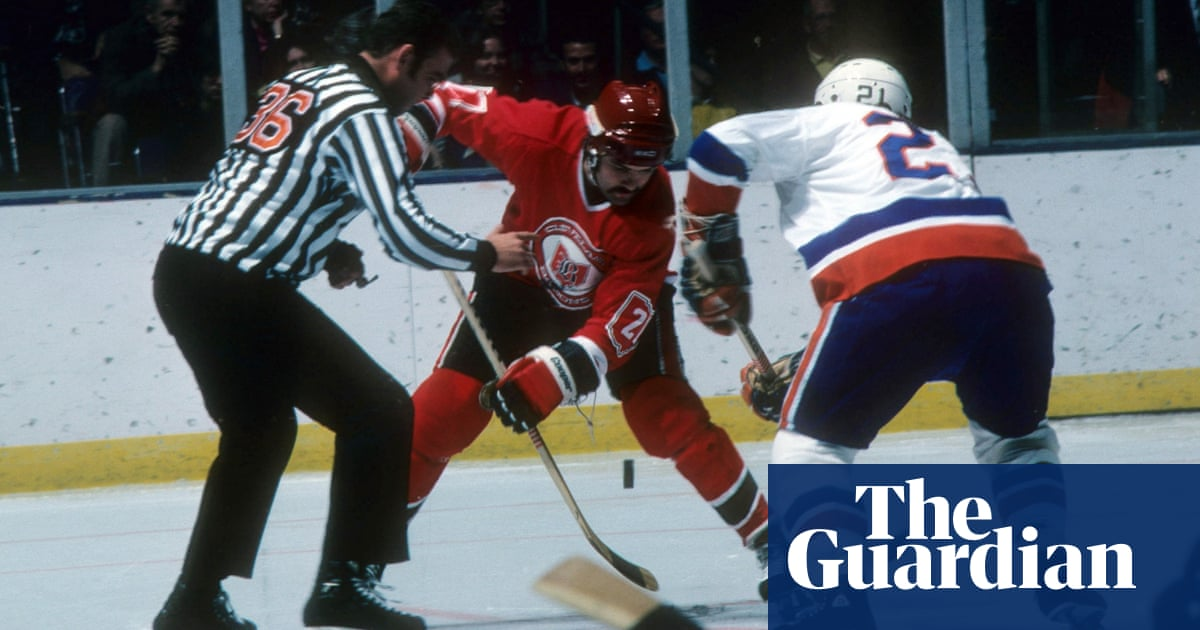 The Forgotten Story Of The Barons Cleveland S Ill Fated Nhl