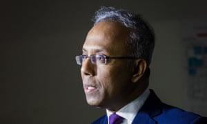 Former mayor of Tower Hamlets Lutfur Rahman.