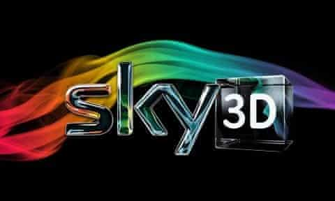 Sky is to close its 3D TV channel after five years