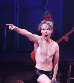 John Cameron Mitchell in Hedwig and the Angry Inch.