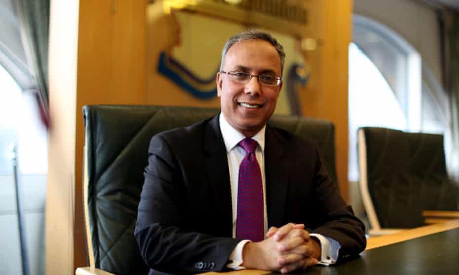 Former Tower Hamlets mayor Lutfur Rahman