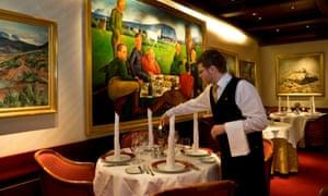 Holt restaurant